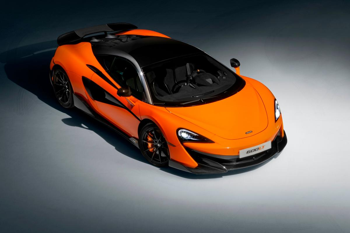 "The term ""Long Tail"" is how McLaren says ""track-focused,"" and the 600LT is definitely that"