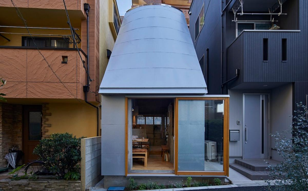 Dubbed Love 2 House, the tiny home is built on a micro block of land, measuring just 29.5 sqm (317.5 sq ft)