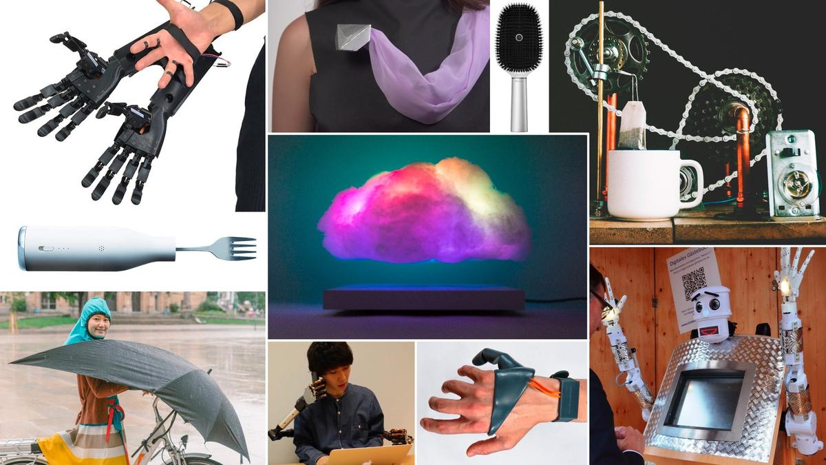 "We look at some of the more ""interesting"" inventions to cross our desks in 2017"