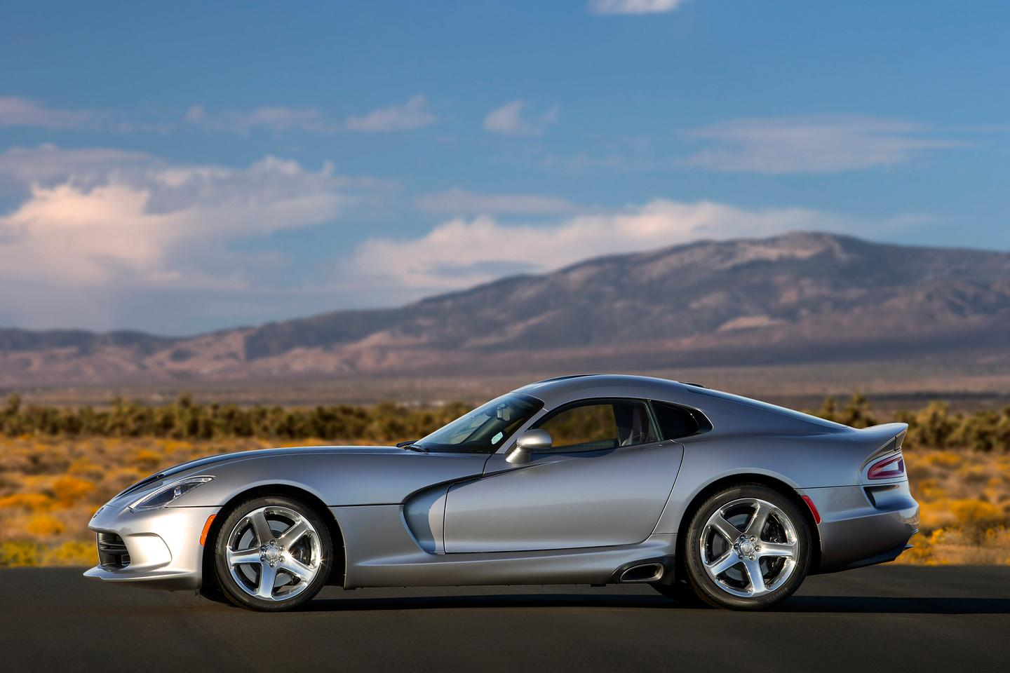 The 2015 Viper comes in three trim levels: base, GT and GTS