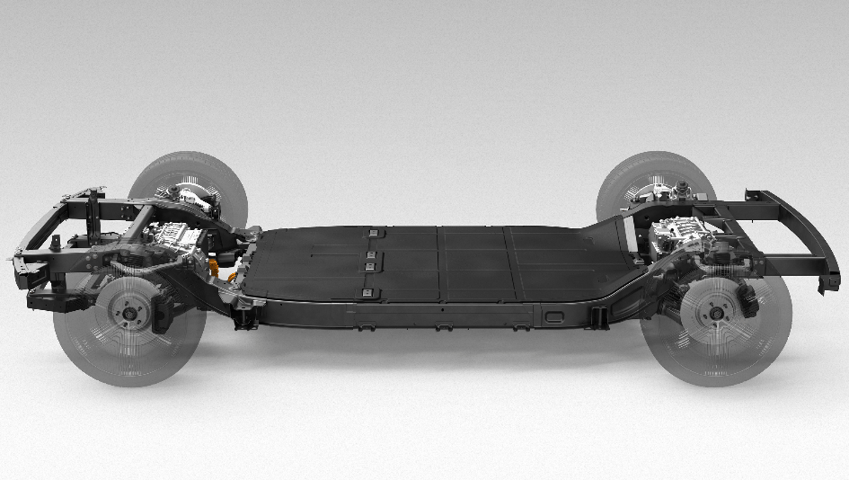 Hyundai sees Canoo's versatile skateboard architecture opening up new possibilities when it comes to developing future electric vehicles