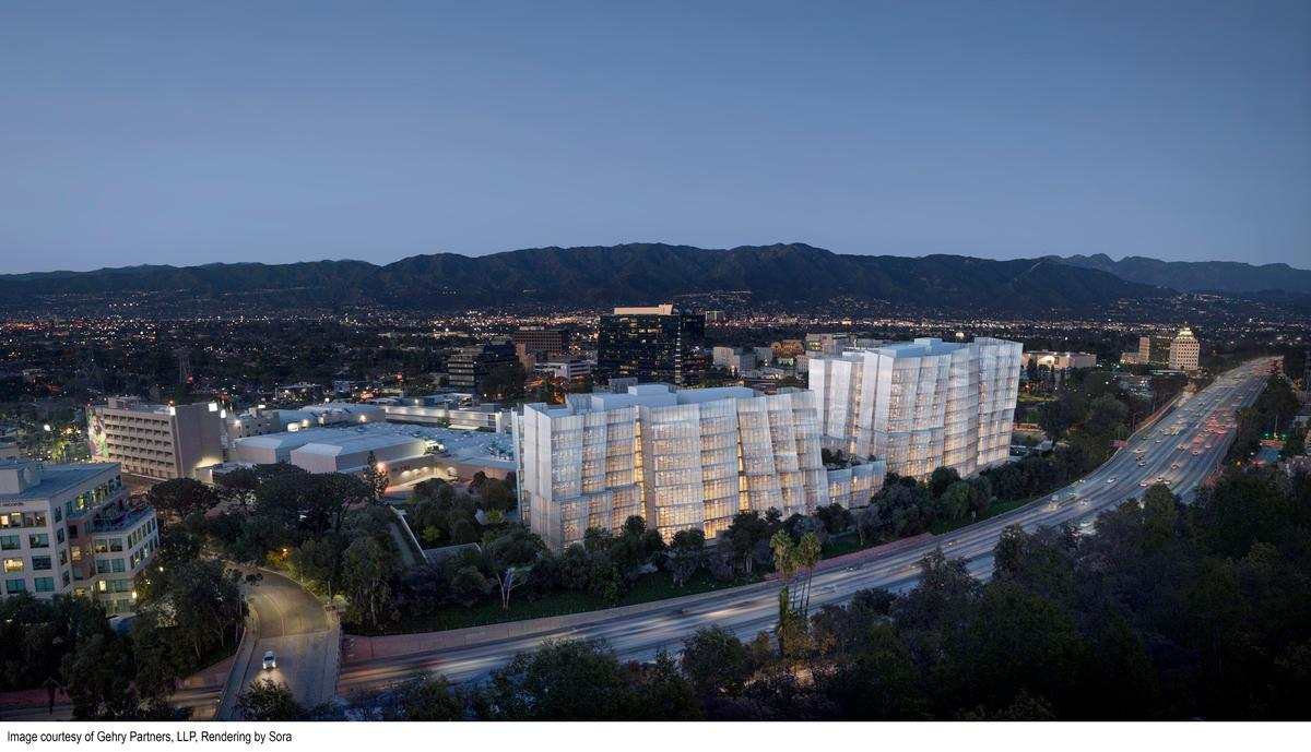 The Second Century Project will consist of two buildings inBurbank, California