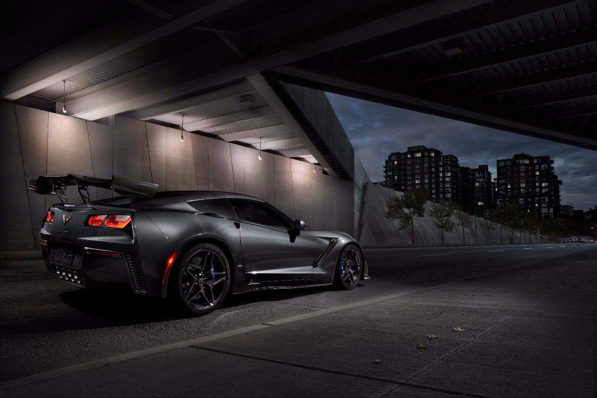 2019 Corvette ZR1: 755 horsepower oughtta do the trick