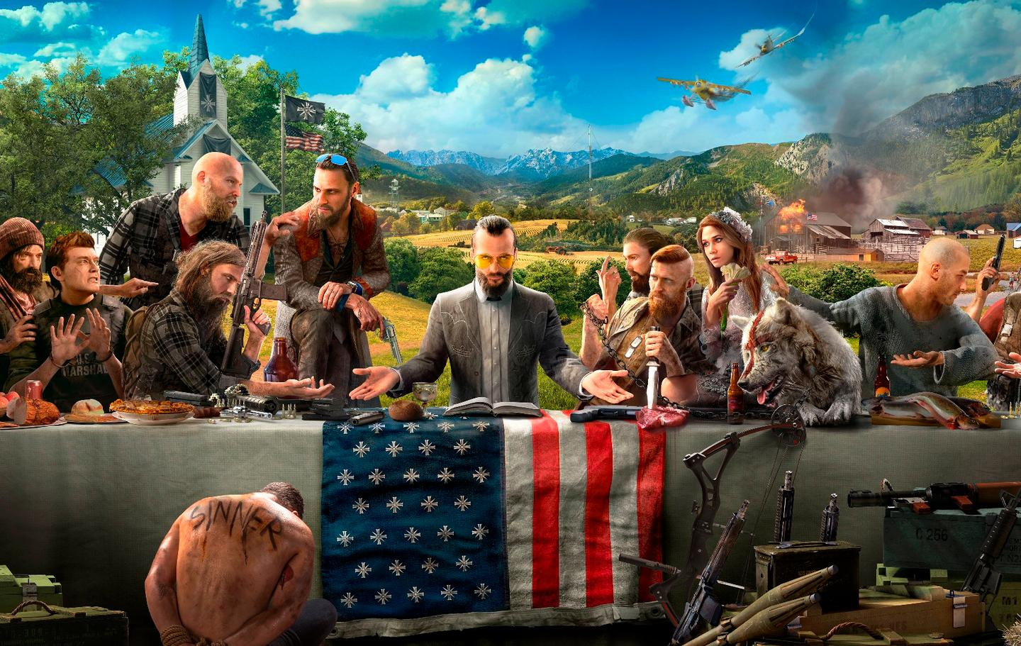 Far Cry 5 puts players in charge of rising up against a cult in Montana, and will likely be detailed during Ubisoft's E3 show