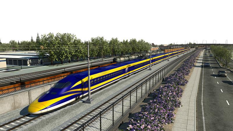 Ultimately, plans call for the line to run 800 miles (1,287 km) from Sacramento to San Diego, incorporating up to 24 stops along the way