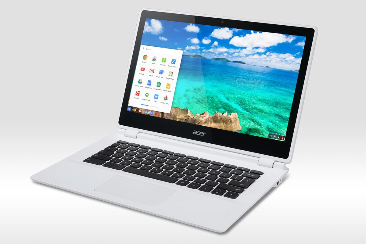 Acer's new system is the first Chromebook to carry Nvidia's Tegra K1 chip