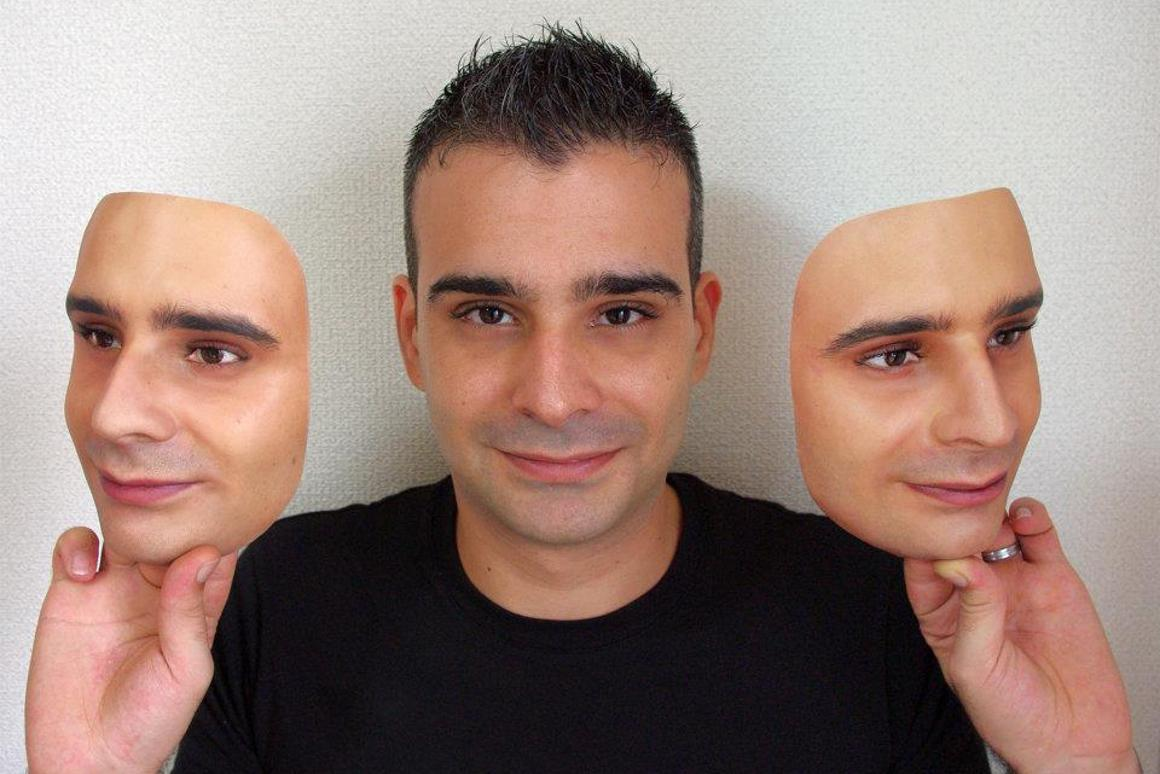 Japanese company REAL-f offers extremely realistic 3D models of human faces and heads