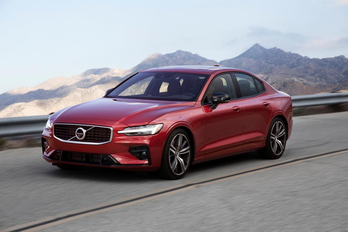 The Volvo S60 is the automaker's midsize luxury sedan, built on a modular platform to share four powertrain