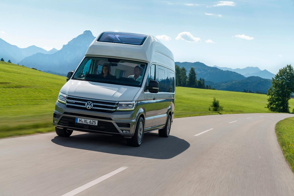 The Volkswagen California XXL concept made some noise at last year's Düsseldorf Caravan Salon, and the production version will follow at this year's show