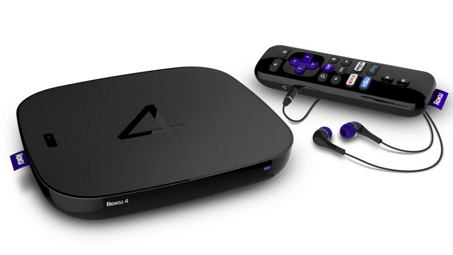 The Roku 4's 60 fps Ultra HD streaming capability is just one of a host of useful upgrades