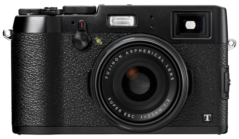 The Fujifilm X100T will be available in either silver or black finishes from mid-November, and will set you back US$1,300