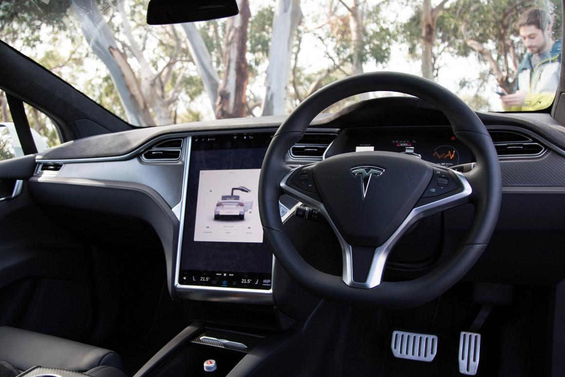 Model X P100D review: Does Tesla's electric SUV pass the