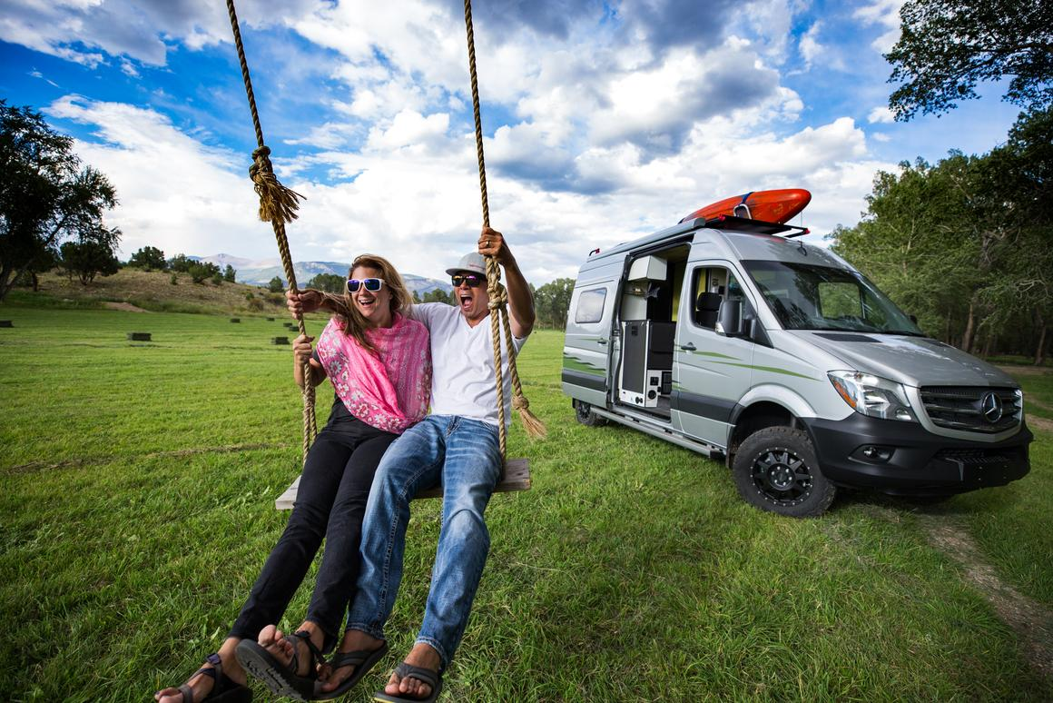 Revel 4x4 camper van charts a new course for Winnebago