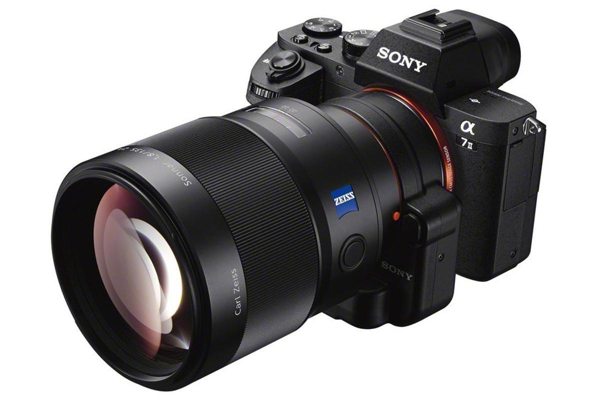SonyAlpha a7 IIfull-frame mirrorless camera