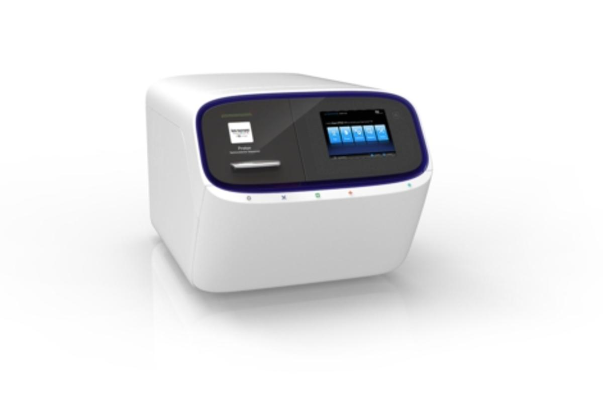 Ion Proton Sequencer by Life Technologies is designed to sequence the entire human genome in a day for $1,000