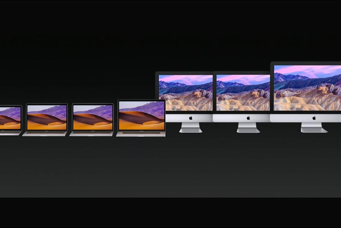 Apple's MacBooks and iMacs are getting performance boosts