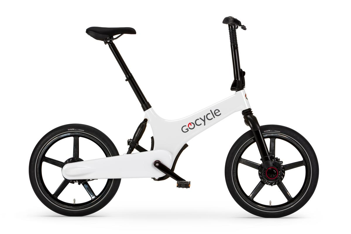 The Gocycle G3+ folding urban ebike will be limited to a production run of just 300 units
