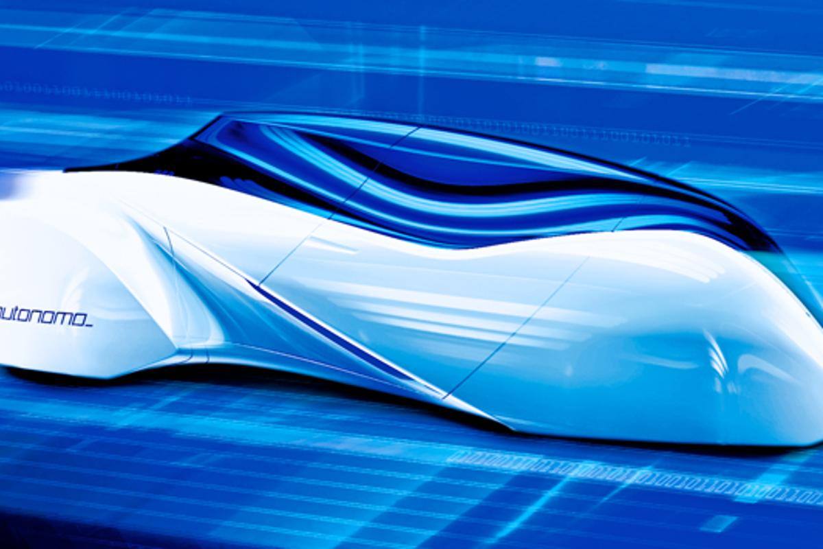 Autonomo 2030 Concept by Charles Rattray (Image: Charles Rattray)