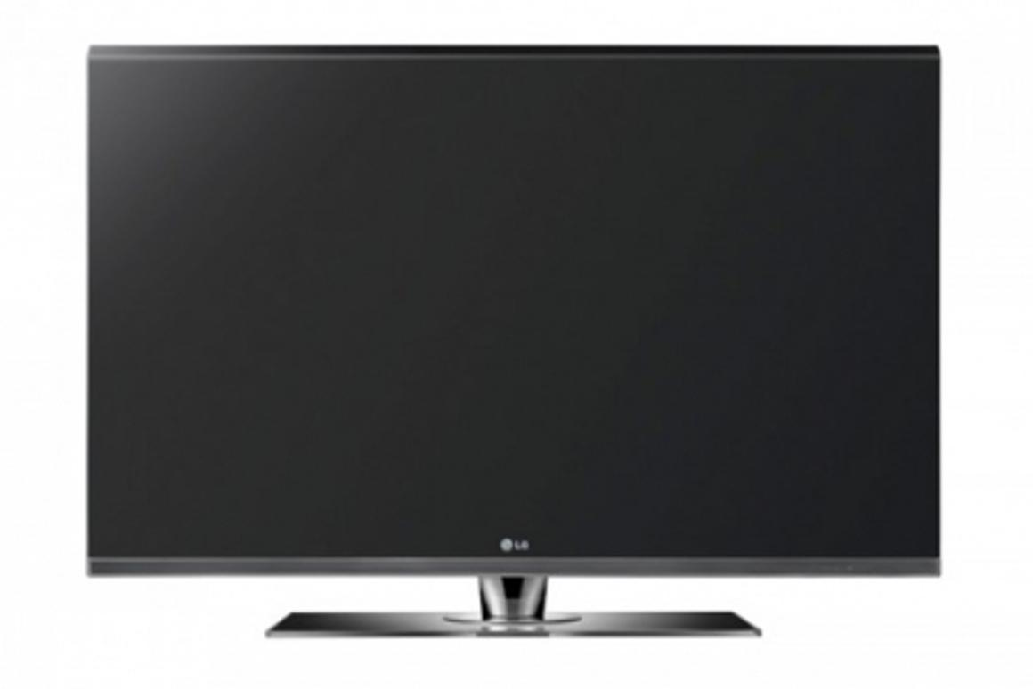 LG's SL80 series LCD HDTV