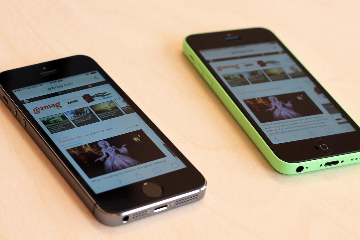 iPhone 5s vs  iPhone 5c: A closer look