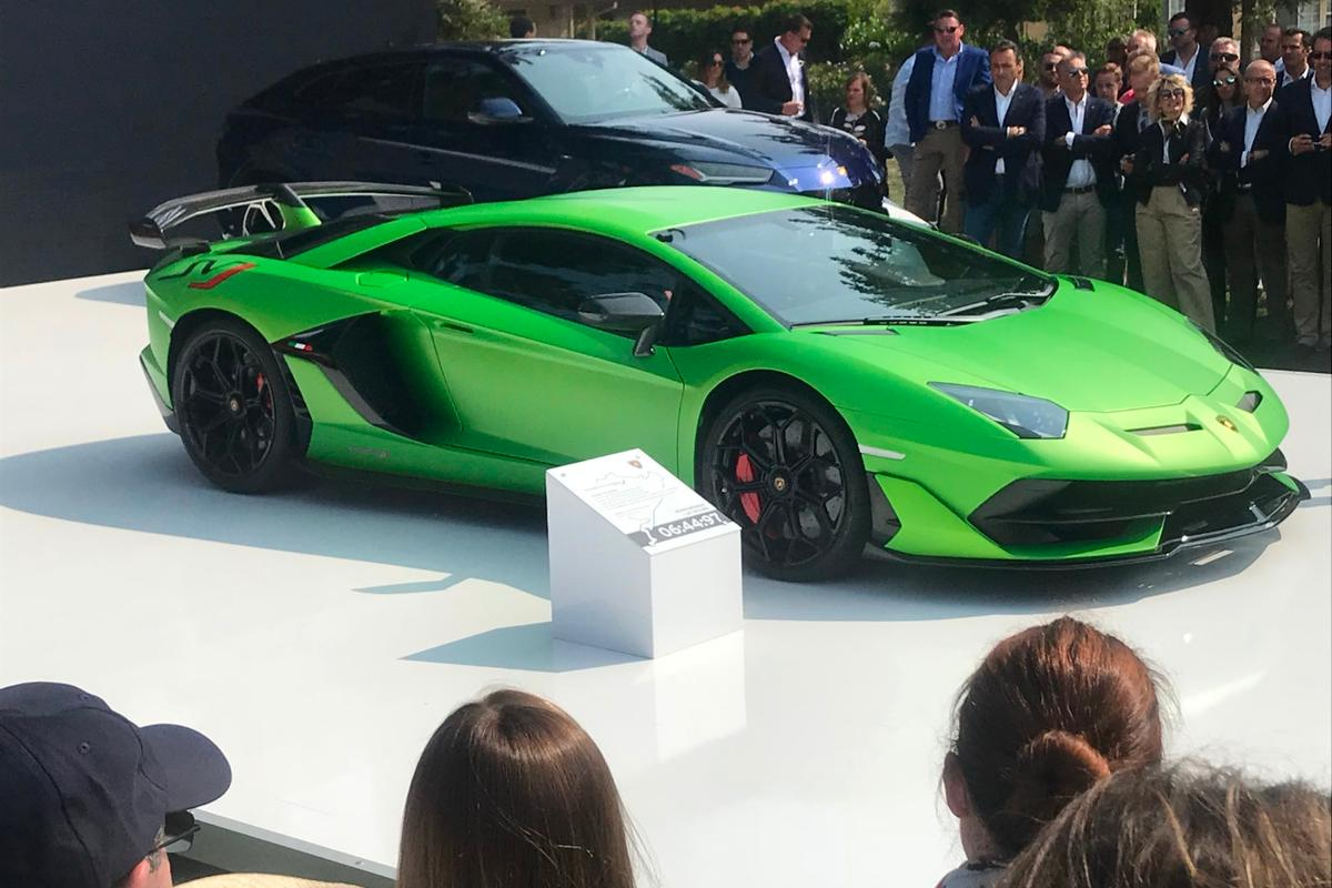 Only 900 units of the uber-fast Lamborghini Aventador SVJ will be made, with deliveries beginning in early 2019