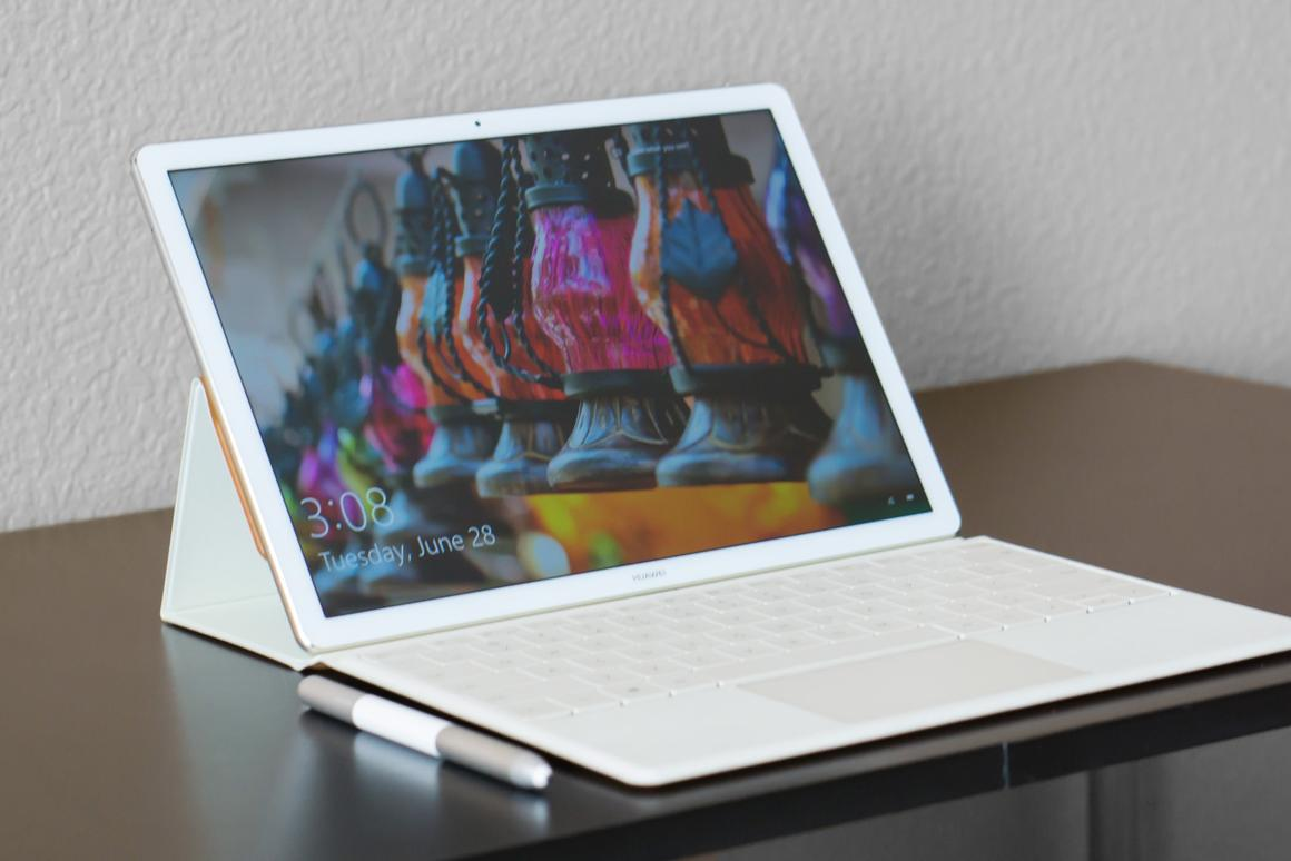 We review the Huawei MateBook, a sleek, light and thin 2-in-1 that's still powerful enough to get the job done