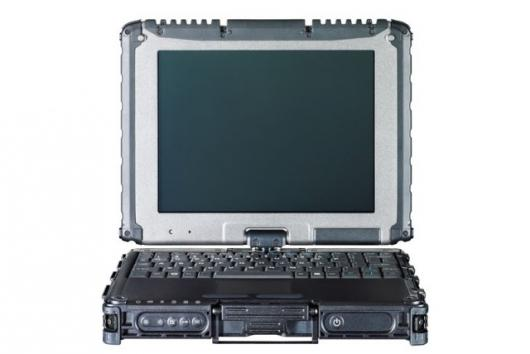 GETAC's Sunlight Readable Technology provides a super-bright 1200 NITS display with six times the screen viewablility of competing products, without affecting battery life or affordability.