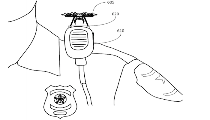 Amazon has been awarded a patent for a tiny personal assistant drone, which can be carried around with a user and sent off via voice commands to perform autonomous functions