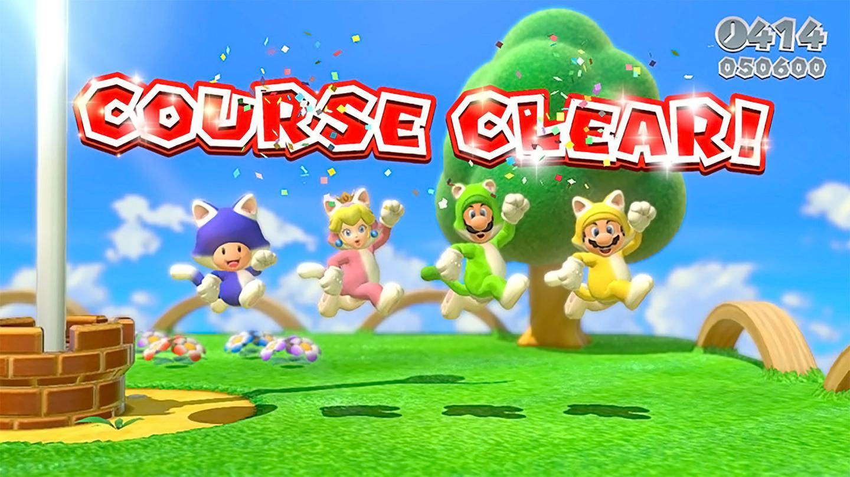 Review: Super Mario 3D World