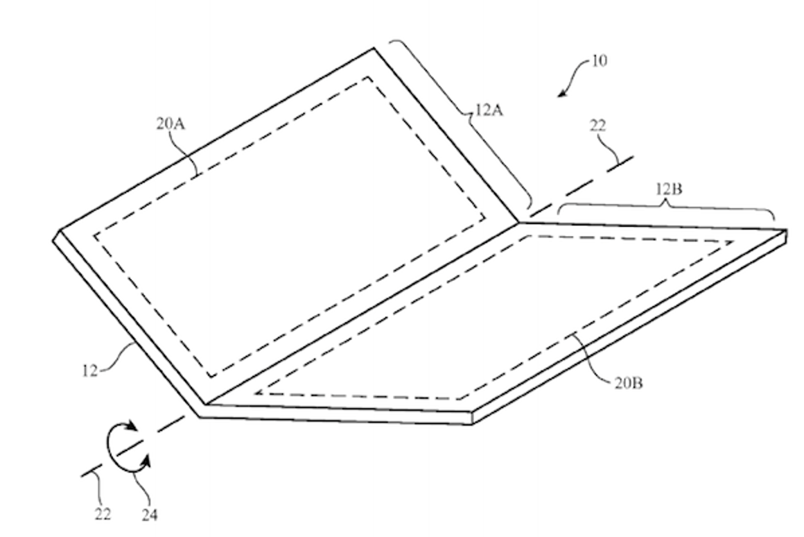 Apple has been awardeda patent for carbon nanotube circuits, which would allow forflexible electronic devices