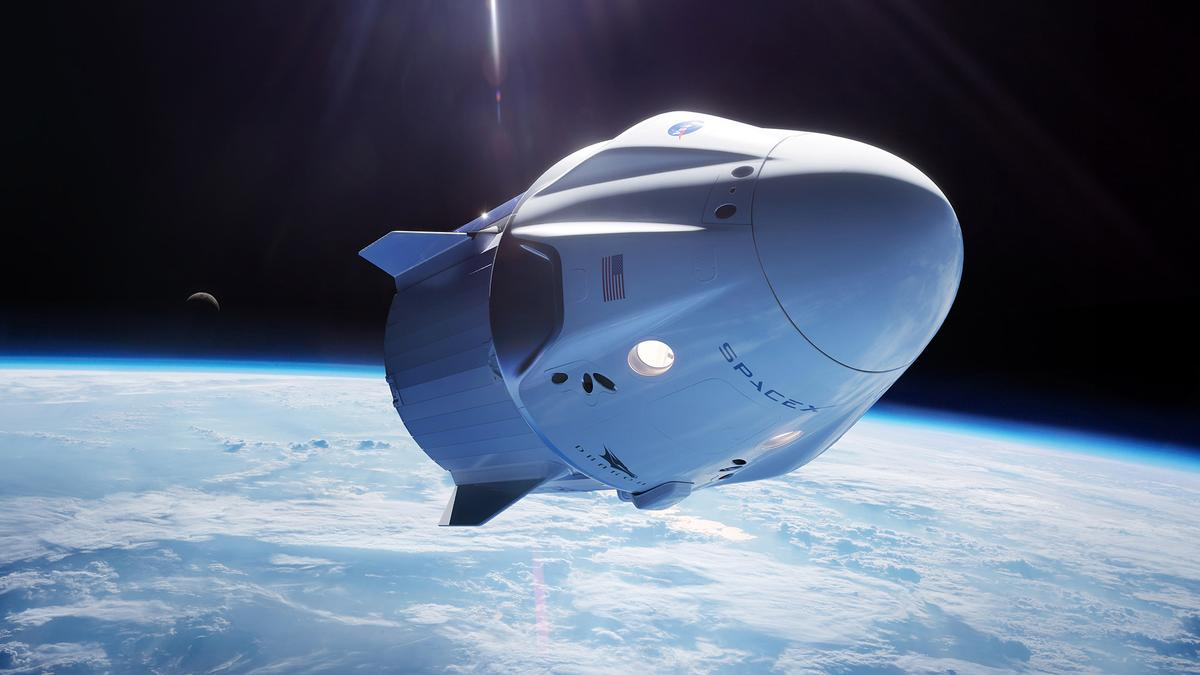 New Atlas rounds up the most important spacefaring milestones of 2020