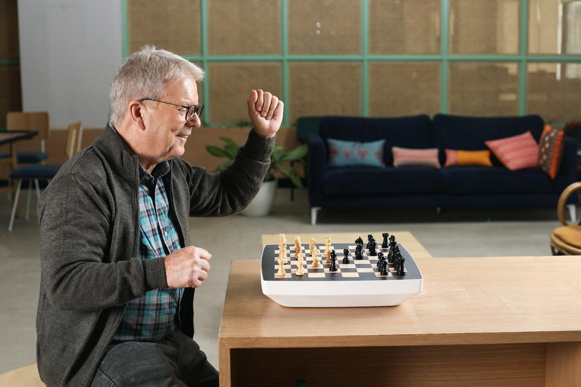 Square Off Neo and Swap are robotic chess boards that can play themselves