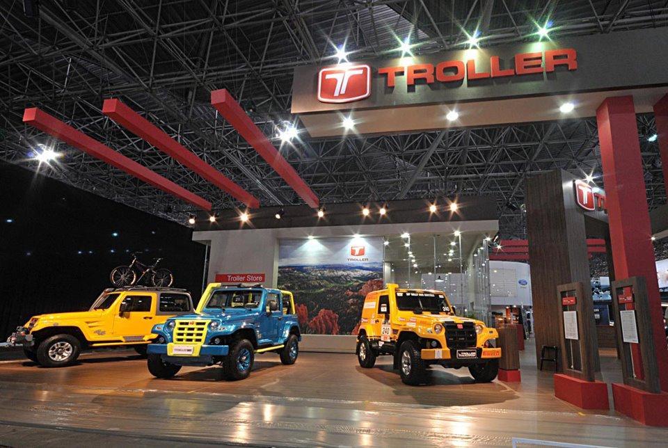 Troller at the 2012 São Paulo Motor Show