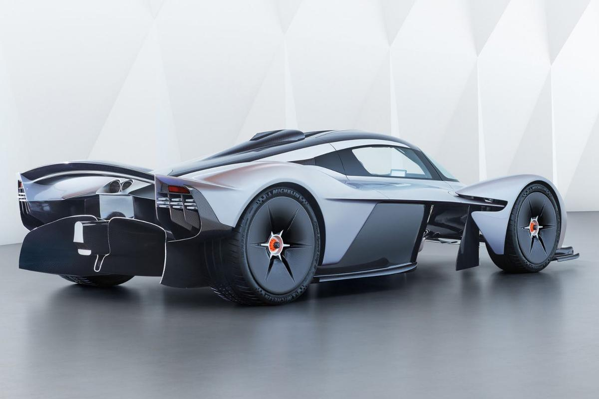 The Aston Martin Valkyrie will race in 2020-21