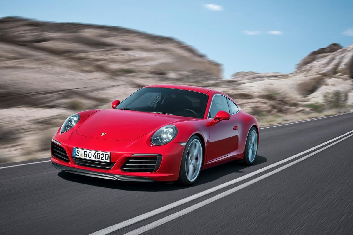 The Porsche 911 Carrera S has been treated to a handy power boost