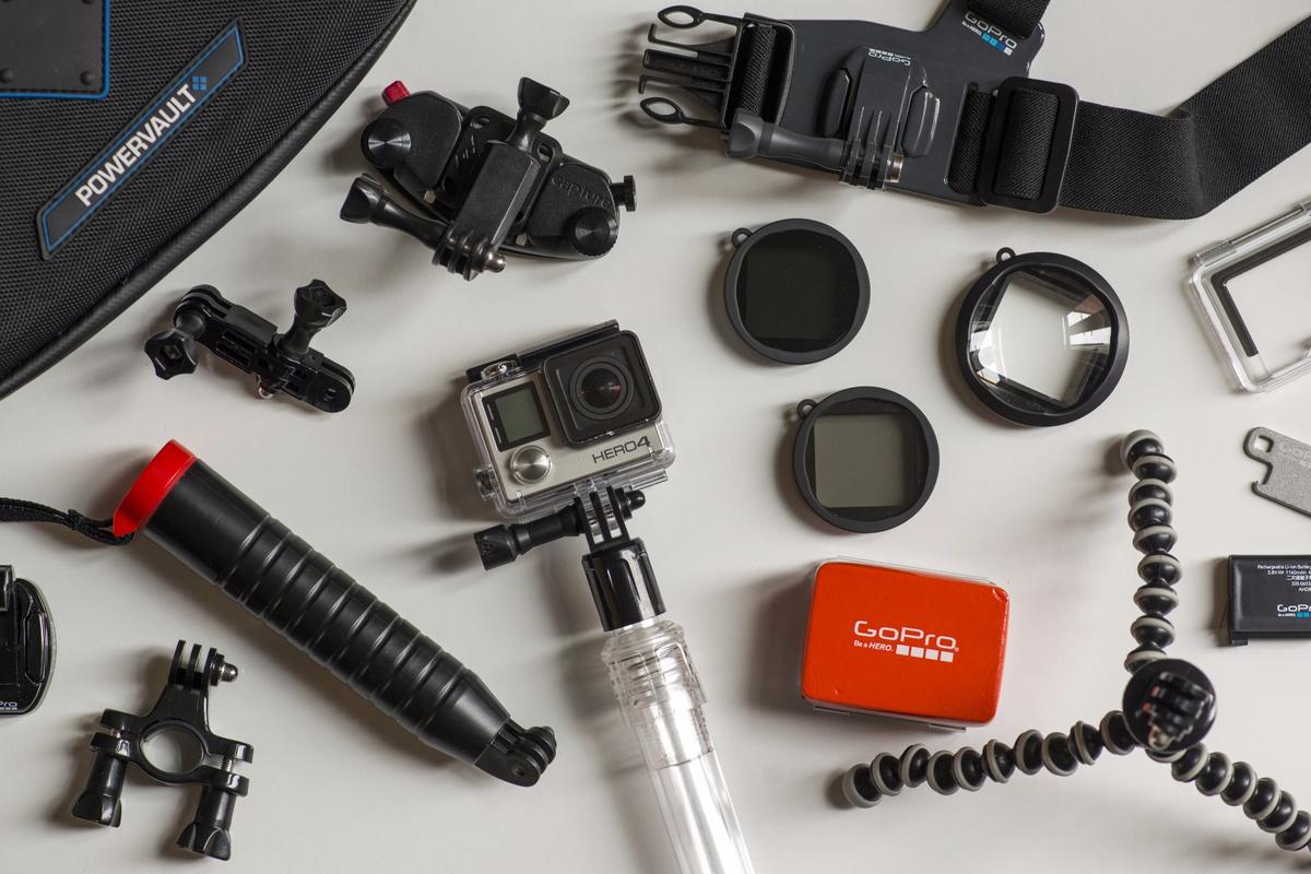 We look at some of the best GoPro accessories available in 2015