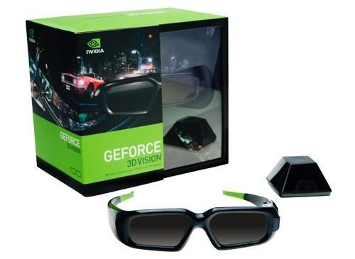 NVIDIA's GeForce 3D Vision system