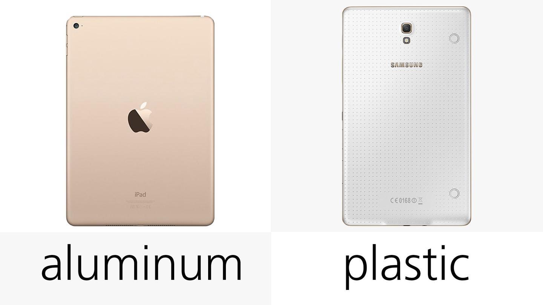 iPad mini 3 vs  Samsung Galaxy Tab S 8 4