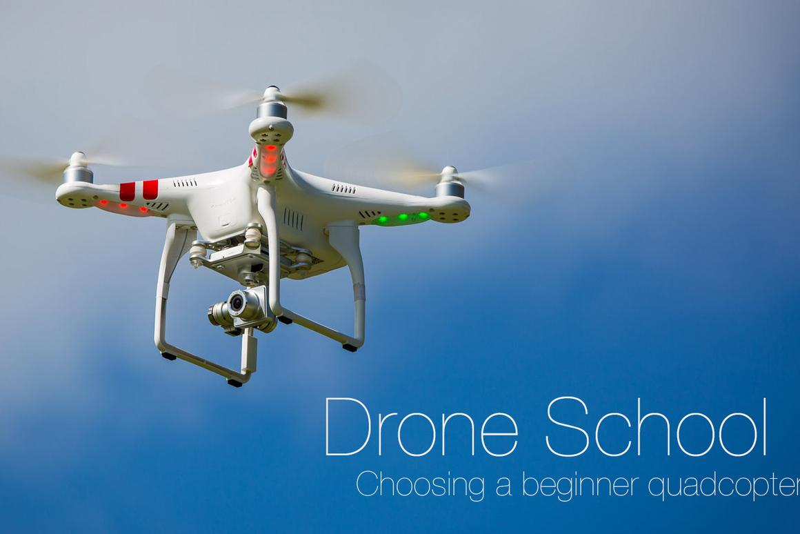 Our new series on how to fly drones, designed to get you up and running as quickly as possible!