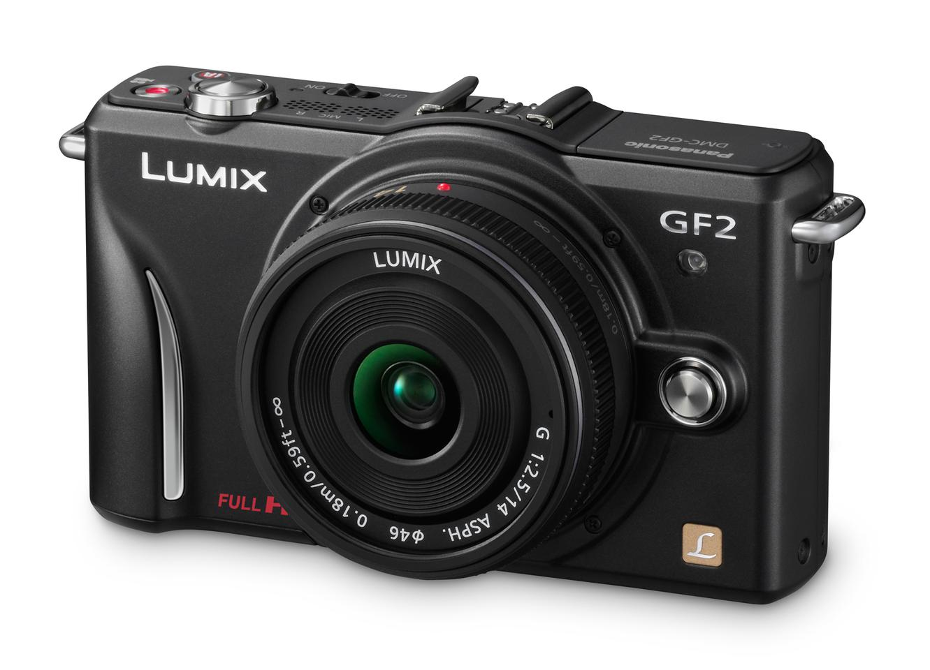 Panasonic has given the DMC-GF2 a host of new features, including a more powerful image processor, increased its sensitivity and touchscreen interactivity