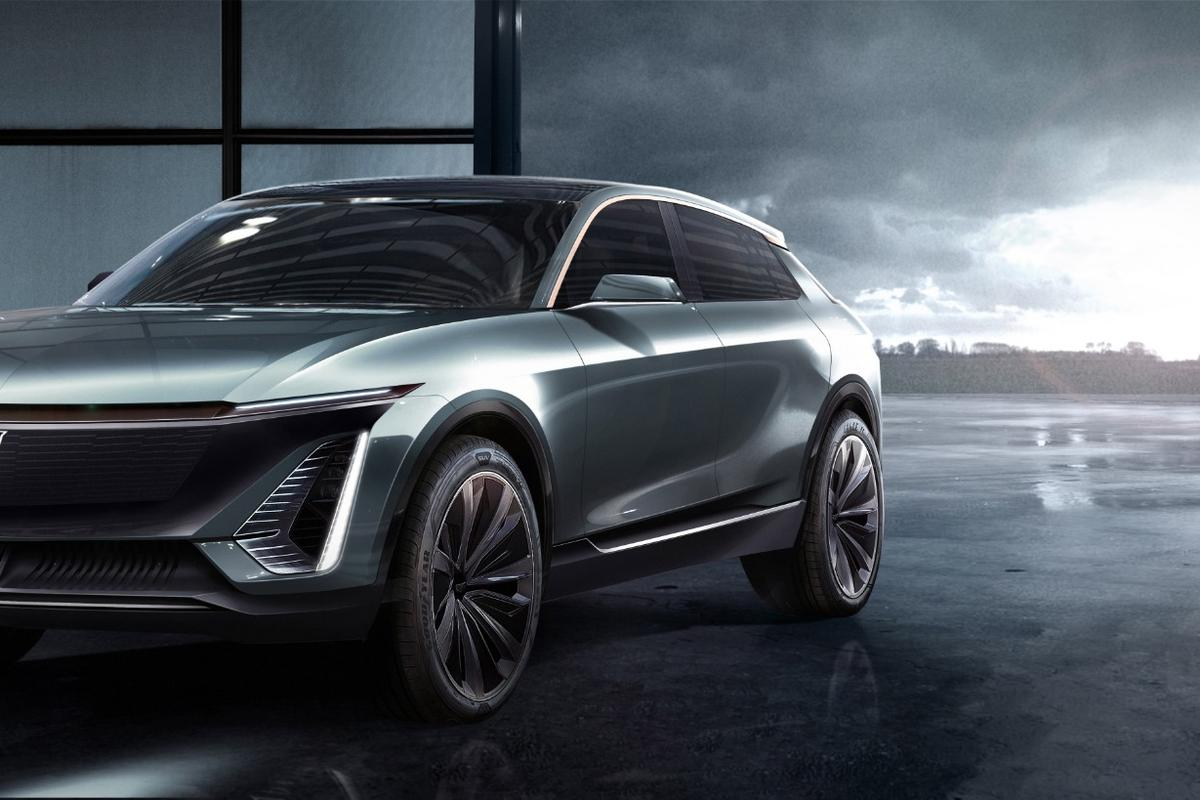 Cadillac has announced its first fully electric EV at the Detroit Auto Show