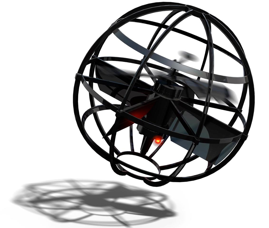 Air Hogs' AtmoSphere helicopter