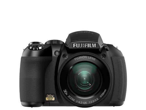 The Fujifilm FinePix HS10
