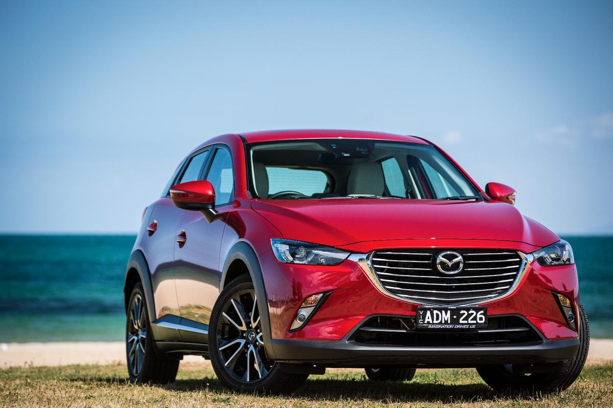 Mazda's CX-3 is a unique, stylish entry to the compact SUV battleground