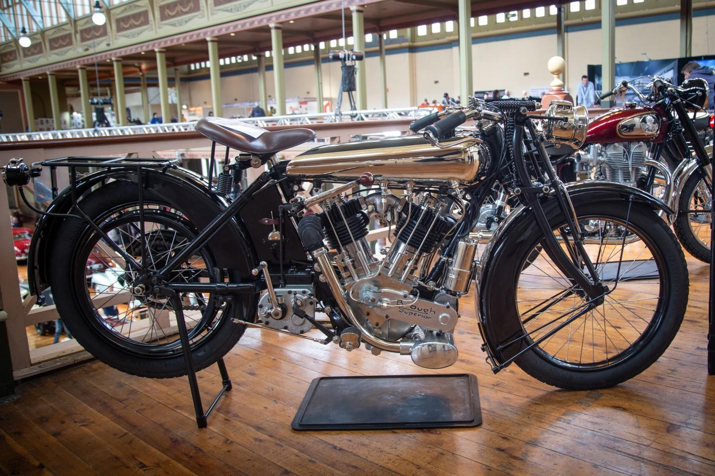 Preview The 2020 Las Vegas Motorcycle Auctions