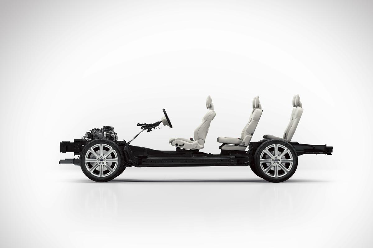 Volvo's Scalable Product Architecture will spread across the Swedish manufacturer's range