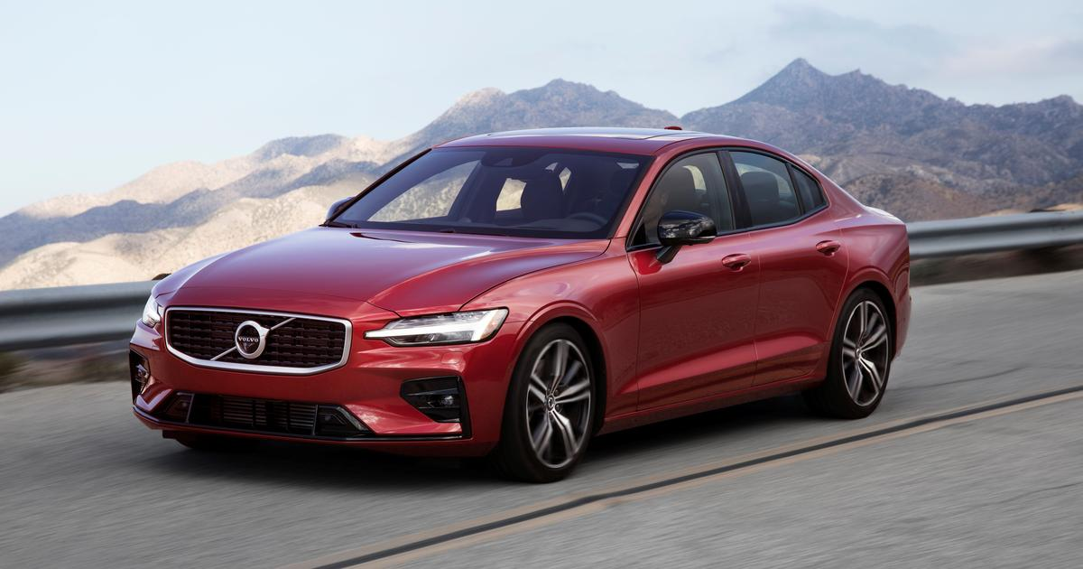 Review: 2020 Volvo S60 PHEV hits a sweet spot for luxury sedans