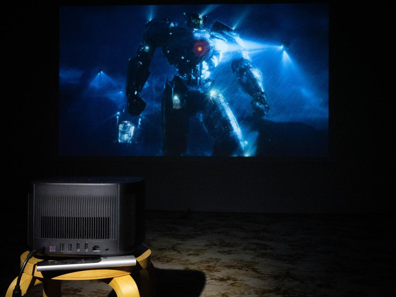 One-step home theater: the XGIMI Horizon Pro 4K projector