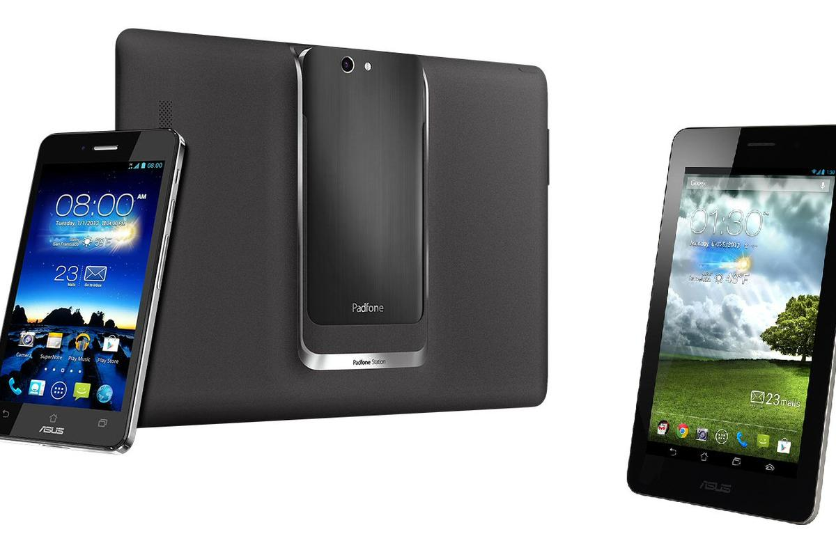 ASUS has announced the PadFone Infinity and Fonepad at MWC in Barcelona, Spain