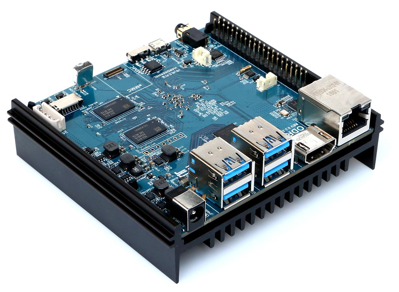 The Hardkernel Odroid N2 is due for release at the end of March, 2019
